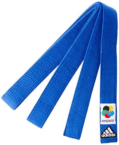 ADIDAS Faixa Elite Karate 2,80 Azul - WKF