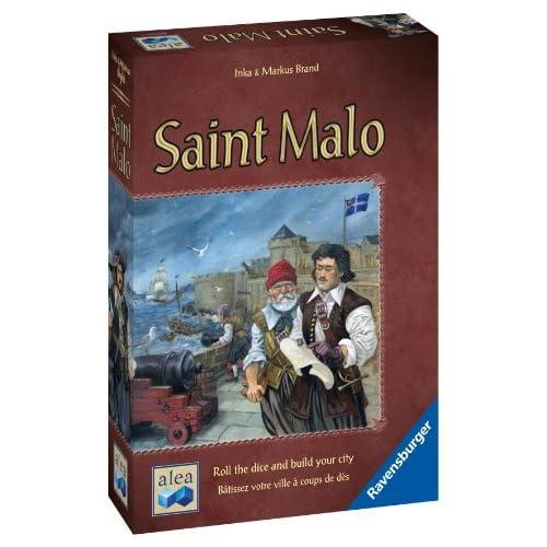 Saint Malo Strategy Game