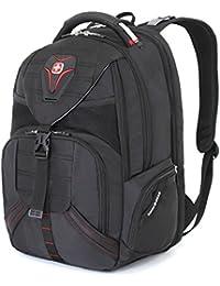 SA5892 Black TSA Friendly ScanSmart Laptop Backpack - Fits Most 15 Inch Laptops and Tablets