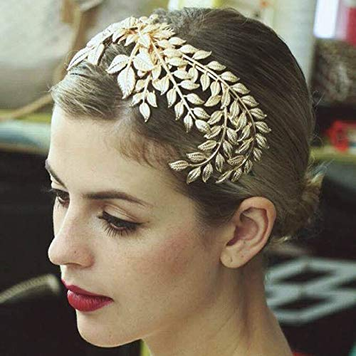 Vintage Bridal Hair Accessories Wedding Coleus Gold Crown Tiara Diadem Alloy Crown Comb Bridal Hair Head Piece