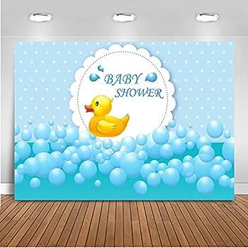 Amazon Com Leyiyi Baby Shower Backdrop 6x6ft Photography
