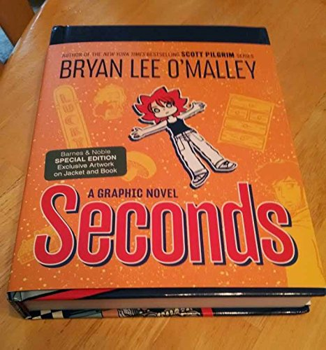 Seconds (A Graphic Novel)