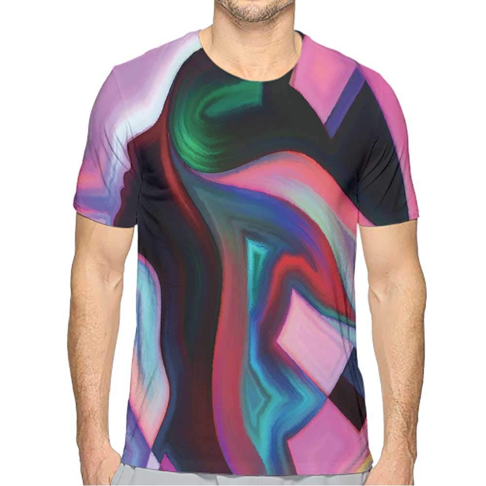 PRUNUS T-Shirt Fashion Mens 3D Top Tees