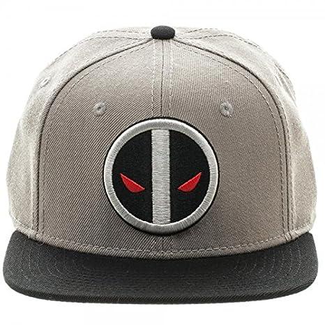 Marvel Deadpool X-Force Symbol Snapback Gorra De Béisbol: Amazon.es: Juguetes y juegos