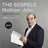 NIV Bible: the Gospels: Read by David Suchet (New International Version)
