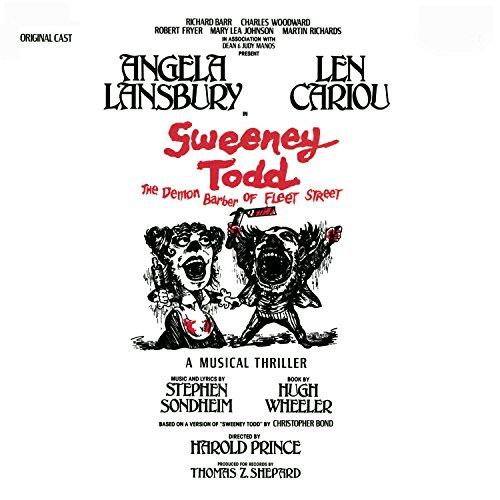 UPC 828766863925, Sweeney Todd, the Demon Barber of Fleet Street (1979 Original Broadway Cast)