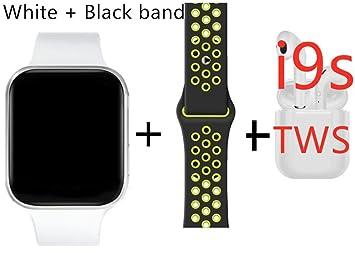 QJWVVLLL IWO 11 GPS Bluetooth Smart Watch 1: 1 SmartWatch 44mm ...