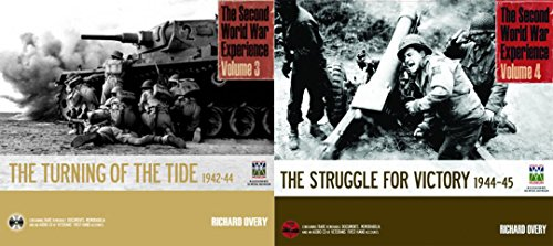 The Second World War Experience Volumes 3 & 4: The Tide is Turning & The Struggle for Victory (1/2 Chimney)