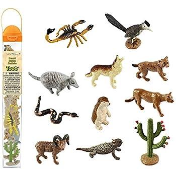 Safari Ltd Desert TOOB, Pack of 11