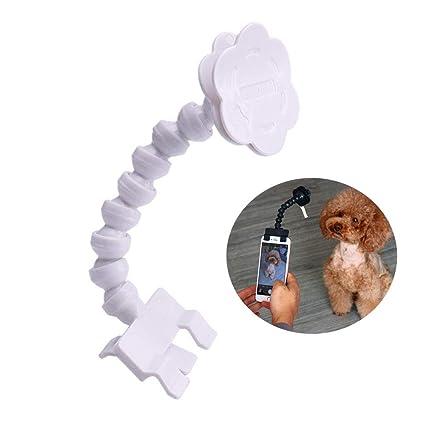 Teepao Selfie Stick para Mascotas Selfies Stick Smartphone ...