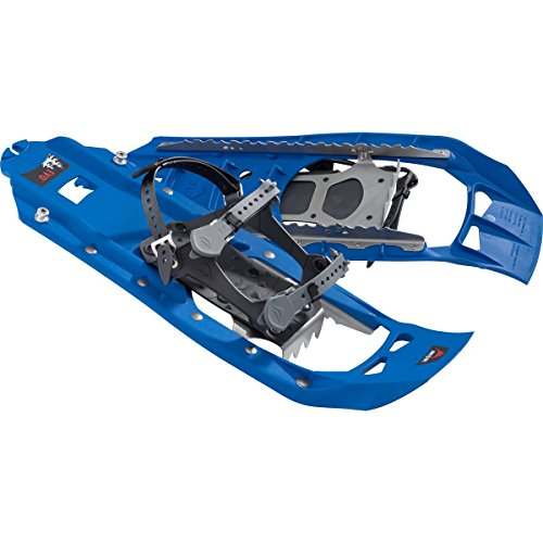 (MSR Evo Trail 22-Inch Hiking Snowshoes, Dark Blue)