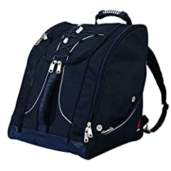 Athalon Everything Boot pack. The most comfortable, organized boot bag made today. Separate side entry boot sections. Reinforced hidden back pack straps. Expanding section for helmet. Waterproof bottom. Top and front carry handles. Front MP3 ...