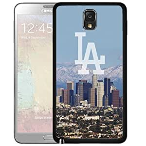 Los Angeles California City Sky View Hard Snap on Cell Phone Case Cover Samsung Galaxy Note 3 N9000