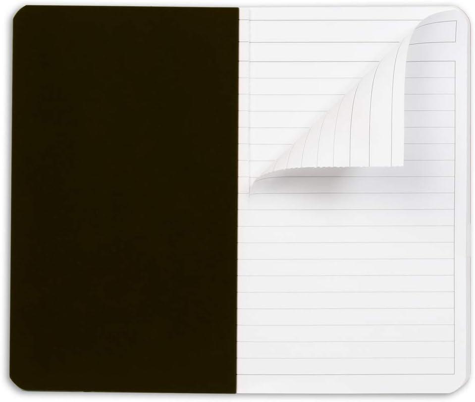 Clairefontaine Rhodia Unlimited 120 Pages Ruled Notepad With Top Frame 9 X 14 Cm Orange Bürobedarf Schreibwaren