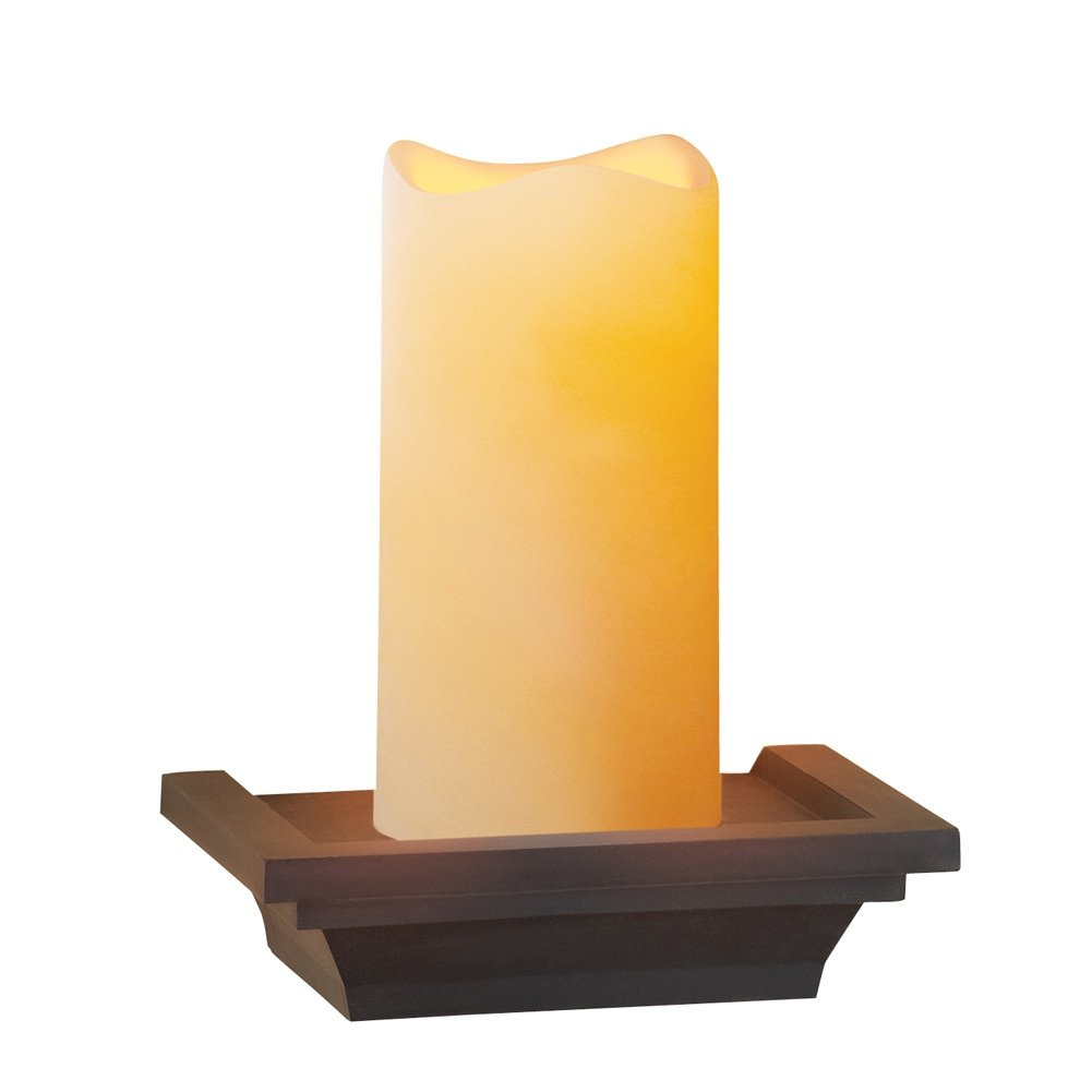 Led Flickering Wall Sconce