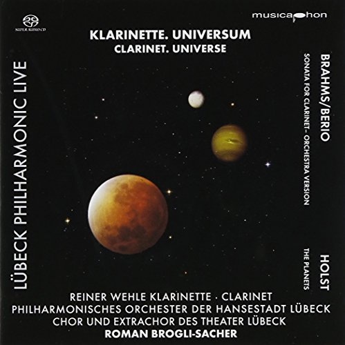 BRAHMS / HOLST / LUBECK PHILHARMONIC ORCH
