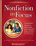 Nonfiction In Focus, Jancie Kristo, Rosemary Bamford, 0439365988