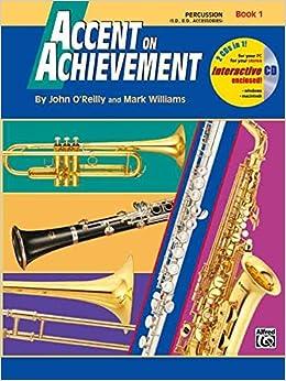 ?READ? Accent On Achievement, Percussion, Book 1. multada drive Perfecta North Svoje Chrome CONEXION Tamarit