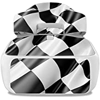 Skin For DJI Goggles – Race Flag | MightySkins Protective, Durable, and Unique Vinyl Decal wrap cover | Easy To Apply, Remove, and Change Styles | Made in the USA