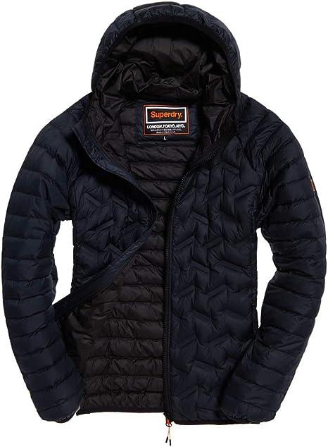 Superdry M50003DR Doudoune Man ND XL: : Vêtements
