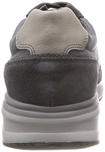Dennie Grey Dk U Grey C9002 Trainers B Geox Men OUwXEE