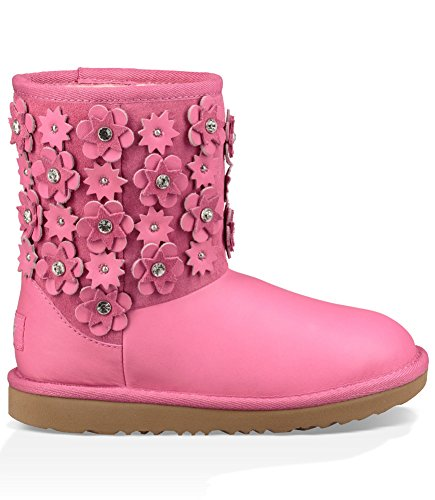 UGG Big Kids Classic Short II Petal Boot Pink Azalea for sale  Delivered anywhere in USA