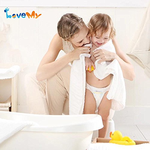 Bath Time and Blanket Towel by LOVE MY - My Mom's Best