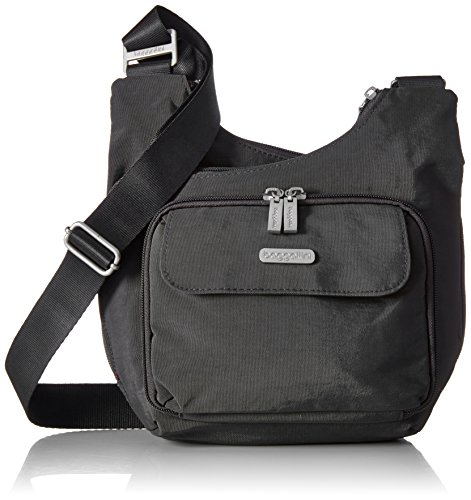 Baggallini Criss Cross, Charcoal