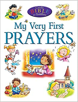Book My Very First Prayers (Candle Bible for Toddlers)