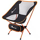 Moon Lence Ultralight Folding Chairs Heavy Duty Camping Chairs Beach Chairs with Carry Bag