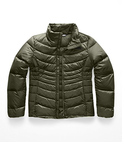 - The North Face Women's Aconcagua Jacket II - New Taupe Green - XS