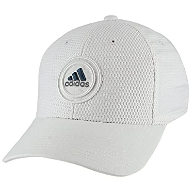 adidas Men's Soldier Stretch Fit Structured Cap by Agron Hats & Accessories