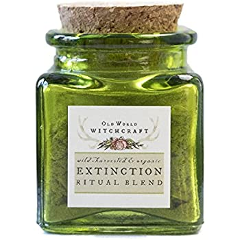 old world witchcraft extinction ritual blend to inflict divorce terminate all relationships
