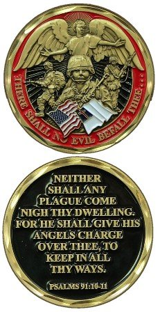 New Military Challenge Coin - 4