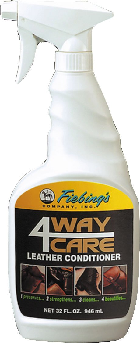 Fiebings 4 Way Care Leather Conditioner 32oz by Fiebing's
