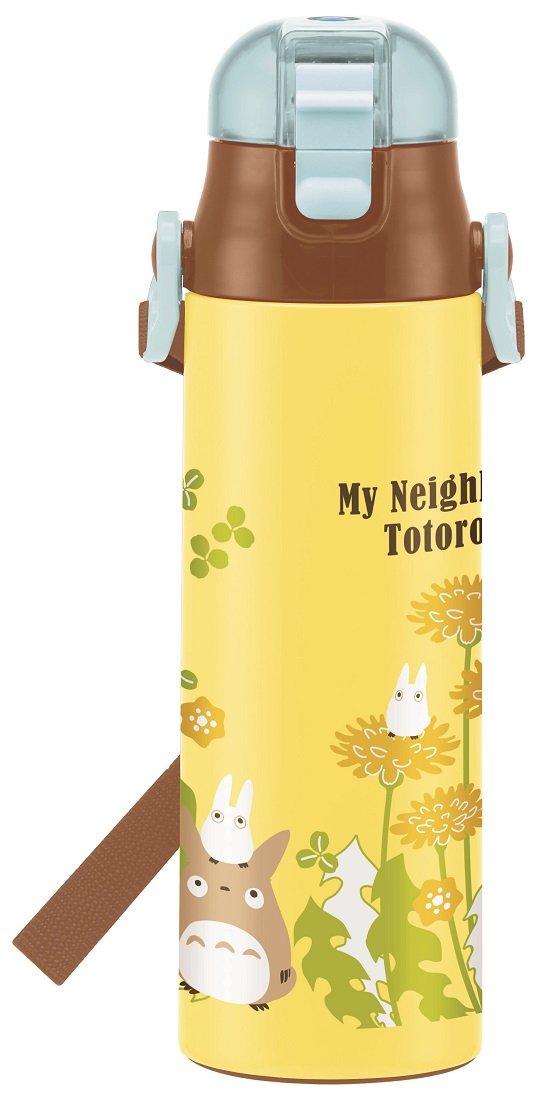 My Neighbor Totoro Water Bottle Totoro Dandelion Benelic Studio Ghibli Accessori
