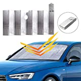 Best Car Sunshades - Car Windshield Sunshade, Auto Front Window Protector Sun Review
