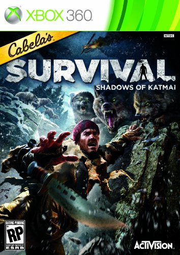Price comparison product image Cabelas Survival: Shadows of Katmai - Xbox 360