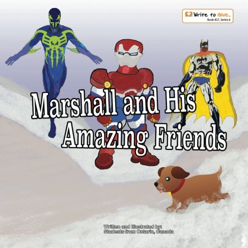 Marshall and His Amazing Friends (V2)