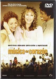 Musica Del Corazon [DVD]