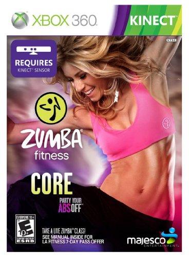 Zumba Fitness Core - Xbox 360 by Majesco