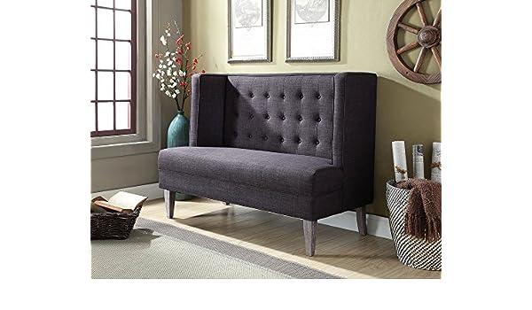 Furniture of America Bilbao - Banco para Asientos de Amor ...