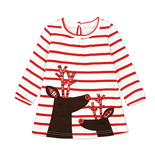 Logger Girl Costumes - Fartido Toddler Kids Baby Girls Deer