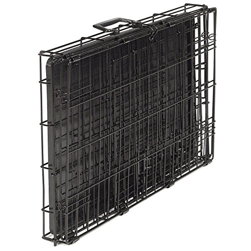 Proselect Easy Dog Crates For Dogs And Pets Black Small
