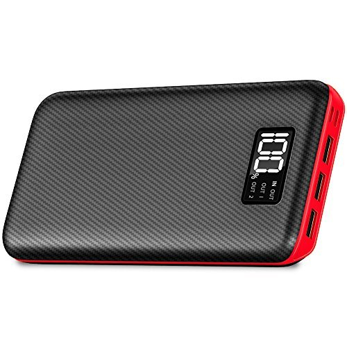 Amazon com: [Upgraded] Battery Pack AKEEM Portable Charger