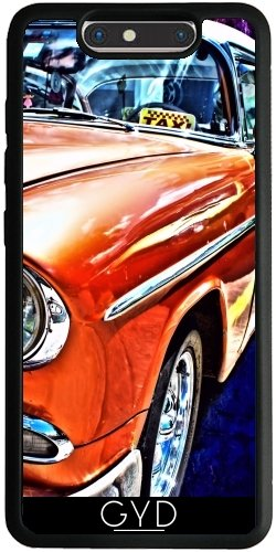 Funda Silicona para ZTE Blade V8 - Taxis Cuba by Brian Raggatt