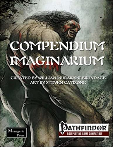 Compendium Imaginarium: William Murakami-Brundage, Steven