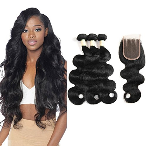 Morichy-Body-Wave-Weave-7A-Brazilian-Body-Wave-3-Bundles-with-3-Part-Lace-Closure-100-Unprocessed-Human-Hair-Extensions-Bundles-with-44-Closures