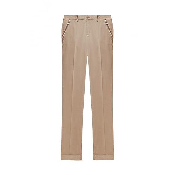 Pantalone Liu-Jo Urban Champagne  Amazon.it  Abbigliamento e3777465818
