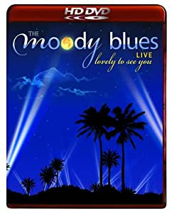 The Moody Blues: Lovely To See You Live [HD DVD]